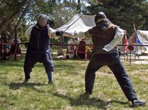 Rapier Combat