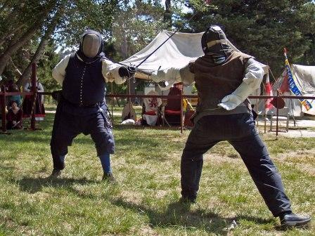 Renaissance Fencing
