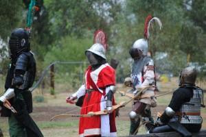 combat archery